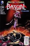 Cover Thumbnail for Batgirl (2011 series) #14 [2nd Printing]