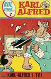 Cover for Kul med Åsa-Nisse (Semic, 1967 series) #7/1967