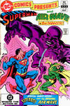 Cover for DC Comics Presents (DC, 1978 series) #55 [Direct Edition]