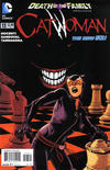 Cover Thumbnail for Catwoman (2011 series) #13 [2nd Printing]