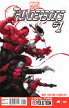 Cover Thumbnail for Thunderbolts (2013 series) #1