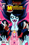 Cover for Adventure Time: Marceline and the Scream Queens (Boom! Studios, 2012 series) #1 [Cover B by Chynna Clugston]