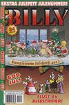 Cover for Billy (Hjemmet / Egmont, 1998 series) #25/2012