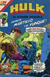 Cover for Hulk el Hombre Increíble (Editorial Novaro, 1979 series) #59