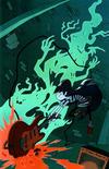 Cover for Adventure Time: Marceline and the Scream Queens (Boom! Studios, 2012 series) #1 [Baltimore Comic-Con Exclusive Cover by Shelli Paroline]