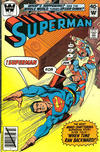 Cover Thumbnail for Superman (1939 series) #345 [Whitman Variant]