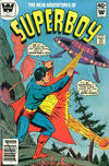 Cover for The New Adventures of Superboy (DC, 1980 series) #5 [Whitman]