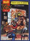 Cover for Maxi Tex (Hjemmet / Egmont, 2008 series) #26 - Den lumske veien