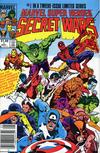 Cover for Marvel Super-Heroes Secret Wars (Marvel, 1984 series) #1 [Canadian]