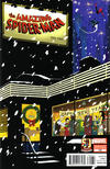 Cover Thumbnail for The Amazing Spider-Man (1999 series) #700 [Variant Edition - New Year's/Diner - Marcos Martin Cover]