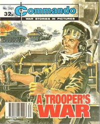 Cover Thumbnail for Commando (D.C. Thomson, 1961 series) #2401