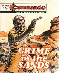 Cover Thumbnail for Commando (D.C. Thomson, 1961 series) #1625