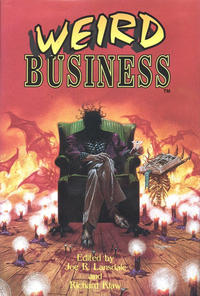 Cover Thumbnail for Weird Business (Mojo Press, 1995 series)