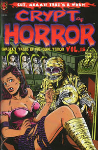 Cover Thumbnail for Crypt of Horror (AC, 2005 series) #15