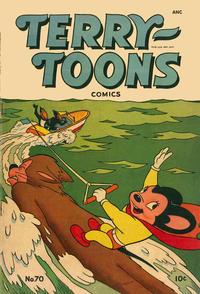 Cover Thumbnail for Terry-Toons Comics (St. John, 1947 series) #70