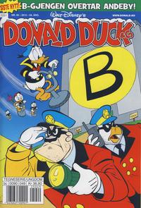 Cover Thumbnail for Donald Duck & Co (Hjemmet / Egmont, 1948 series) #49/2012
