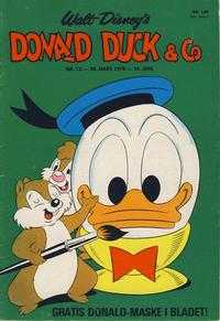 Cover Thumbnail for Donald Duck & Co (Hjemmet / Egmont, 1948 series) #13/1970