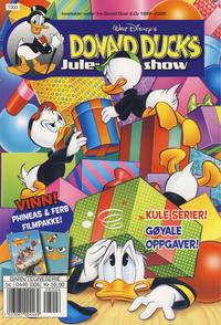Cover Thumbnail for Donald Ducks Show (Hjemmet / Egmont, 1957 series) #Juleshow 2012