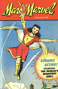 Cover Thumbnail for Mary Marvel Fanzine (Mike Bromberg, 2004 series) #9