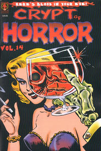 Cover Thumbnail for Crypt of Horror (AC, 2005 series) #14