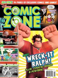 Cover Thumbnail for Disney Comic Zone (Disney, 2012 series) #[nn]
