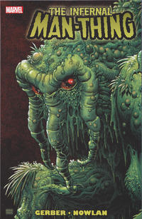 Cover Thumbnail for Infernal Man-Thing (Marvel, 2012 series)