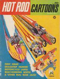 Cover Thumbnail for Hot Rod Cartoons (Petersen Publishing, 1964 series) #1