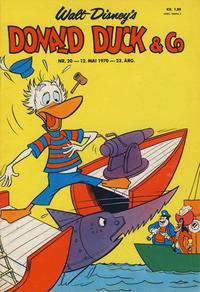 Cover Thumbnail for Donald Duck & Co (Hjemmet / Egmont, 1948 series) #20/1970