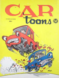 Cover Thumbnail for CARtoons (Petersen Publishing, 1961 series) #8
