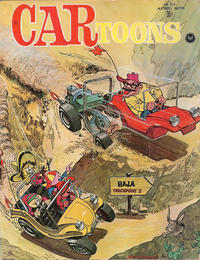 Cover Thumbnail for CARtoons (Petersen Publishing, 1961 series) #52