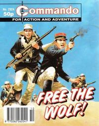 Cover Thumbnail for Commando (D.C. Thomson, 1961 series) #2924
