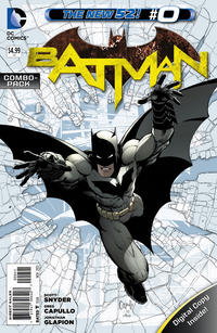 Cover Thumbnail for Batman (DC, 2011 series) #0 [Combo-Pack]