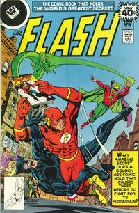 Cover Thumbnail for The Flash (DC, 1959 series) #268 [Whitman Variant]
