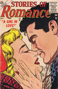 Cover Thumbnail for Stories of Romance (Marvel, 1956 series) #6