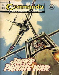 Cover Thumbnail for Commando (D.C. Thomson, 1961 series) #813