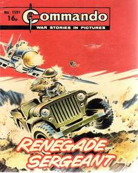 Cover Thumbnail for Commando (D.C. Thomson, 1961 series) #1591