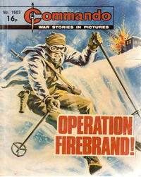 Cover Thumbnail for Commando (D.C. Thomson, 1961 series) #1603