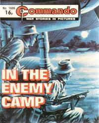 Cover Thumbnail for Commando (D.C. Thomson, 1961 series) #1606