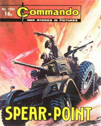 Cover Thumbnail for Commando (D.C. Thomson, 1961 series) #1608