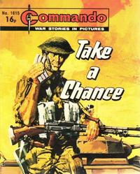 Cover Thumbnail for Commando (D.C. Thomson, 1961 series) #1615