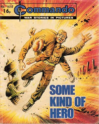 Cover Thumbnail for Commando (D.C. Thomson, 1961 series) #1616