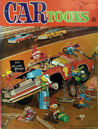 Cover Thumbnail for CARtoons (Petersen Publishing, 1961 series) #41