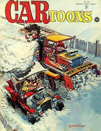 Cover Thumbnail for CARtoons (Petersen Publishing, 1961 series) #51