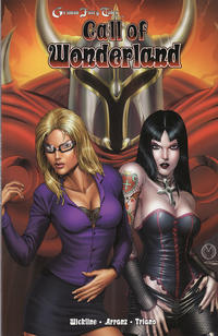 Cover Thumbnail for Grimm Fairy Tales Presents Call of Wonderland (Zenescope Entertainment, 2012 series) #[nn]