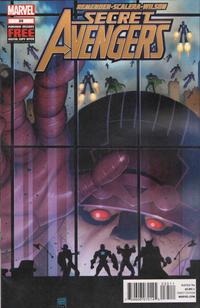 Cover Thumbnail for Secret Avengers (Marvel, 2010 series) #35
