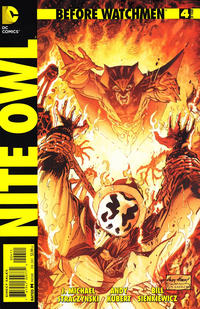 Cover Thumbnail for Before Watchmen: Nite Owl (DC, 2012 series) #4