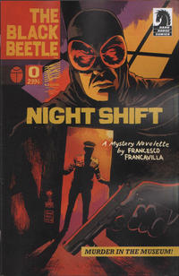 Cover Thumbnail for The Black Beetle: Night Shift (Dark Horse, 2012 series) #0