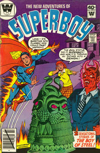 Cover Thumbnail for The New Adventures of Superboy (DC, 1980 series) #2 [Whitman]
