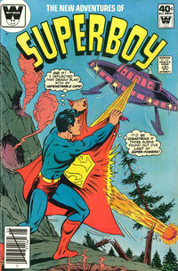 Cover Thumbnail for The New Adventures of Superboy (DC, 1980 series) #5 [Whitman]