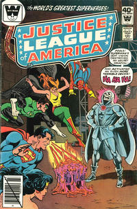 Cover for Justice League of America (DC, 1960 series) #176